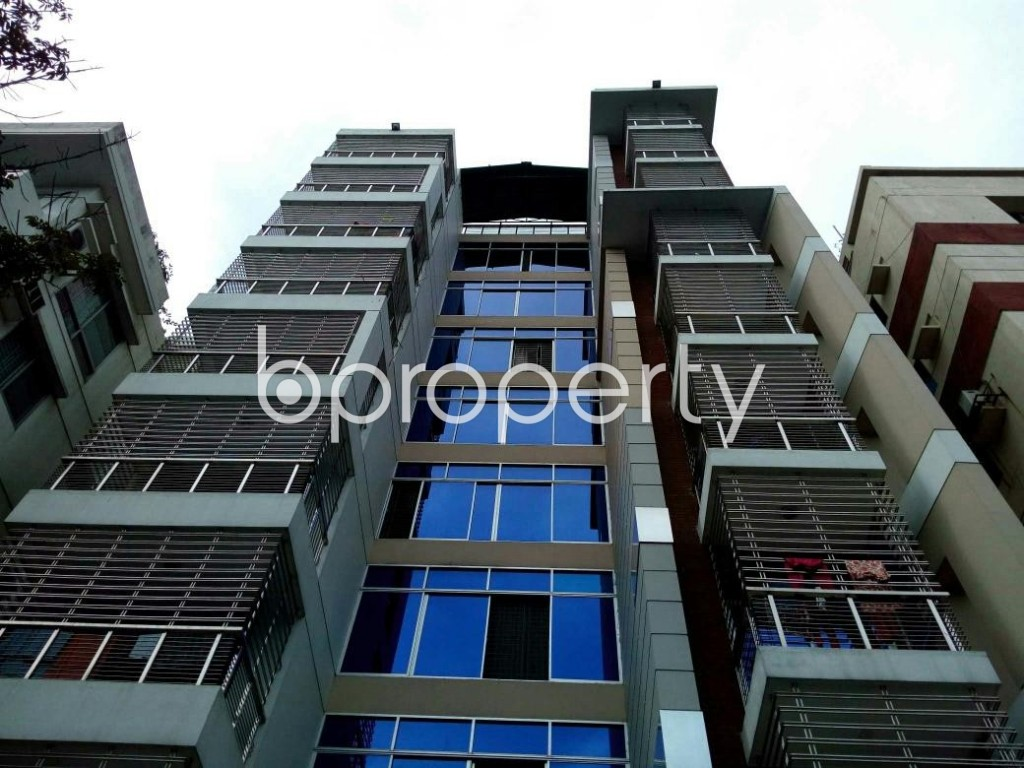 Front view - 3 Bed Apartment to Rent in Uttara, Dhaka - 1903414