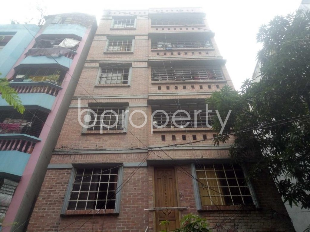 Front view - 2 Bed Apartment for Sale in Mirpur, Dhaka - 1903422
