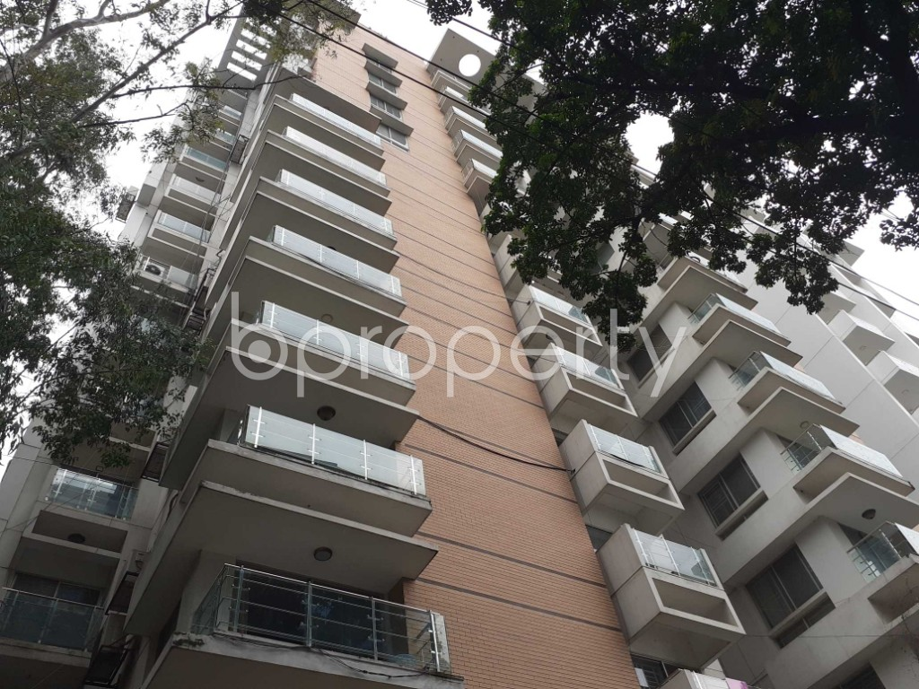 Front view - 4 Bed Apartment to Rent in Gulshan, Dhaka - 1903423