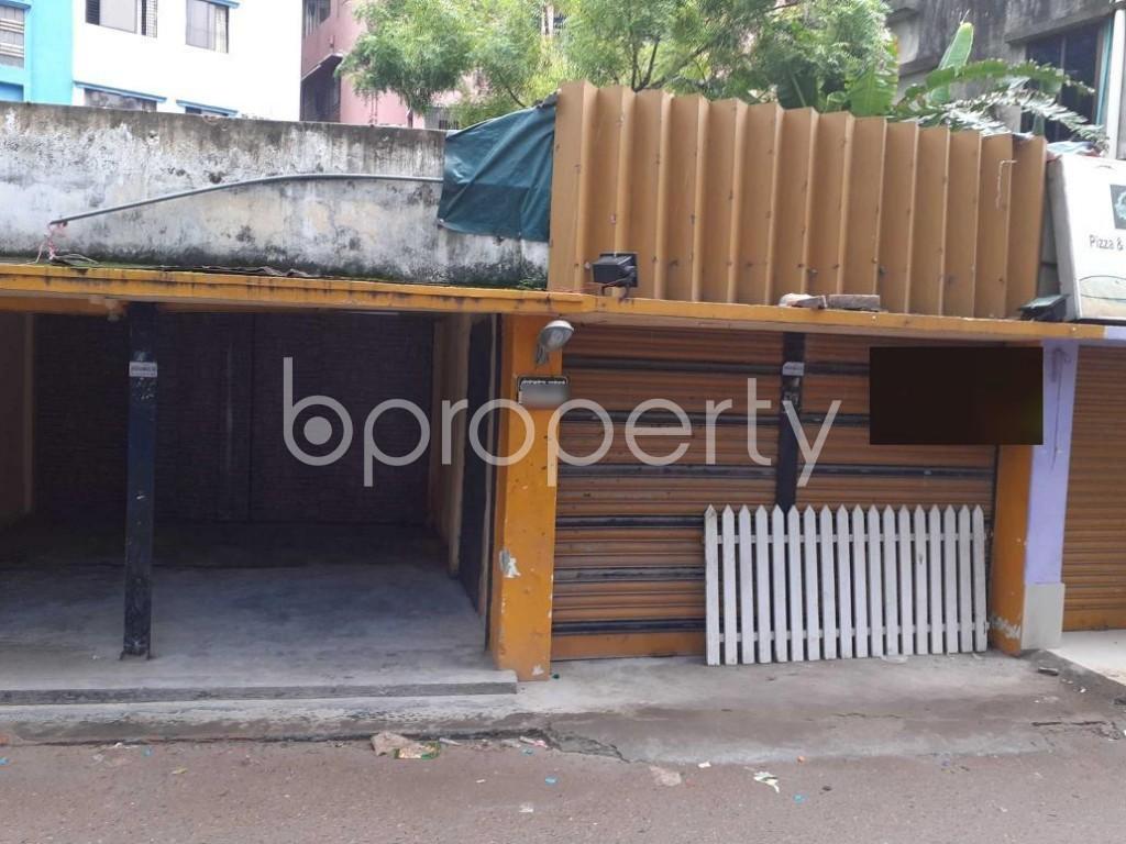 Street View - Shop to Rent in Kafrul, Dhaka - 1903432