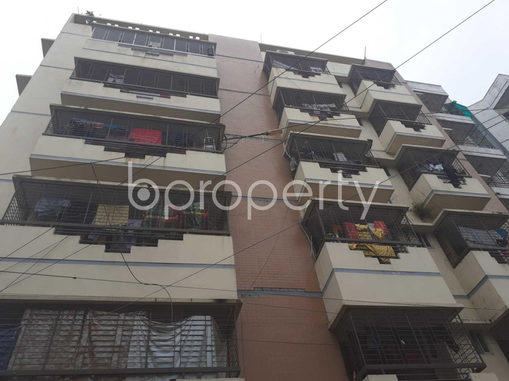 Front view - 3 Bed Apartment to Rent in Uttara, Dhaka - 1903443