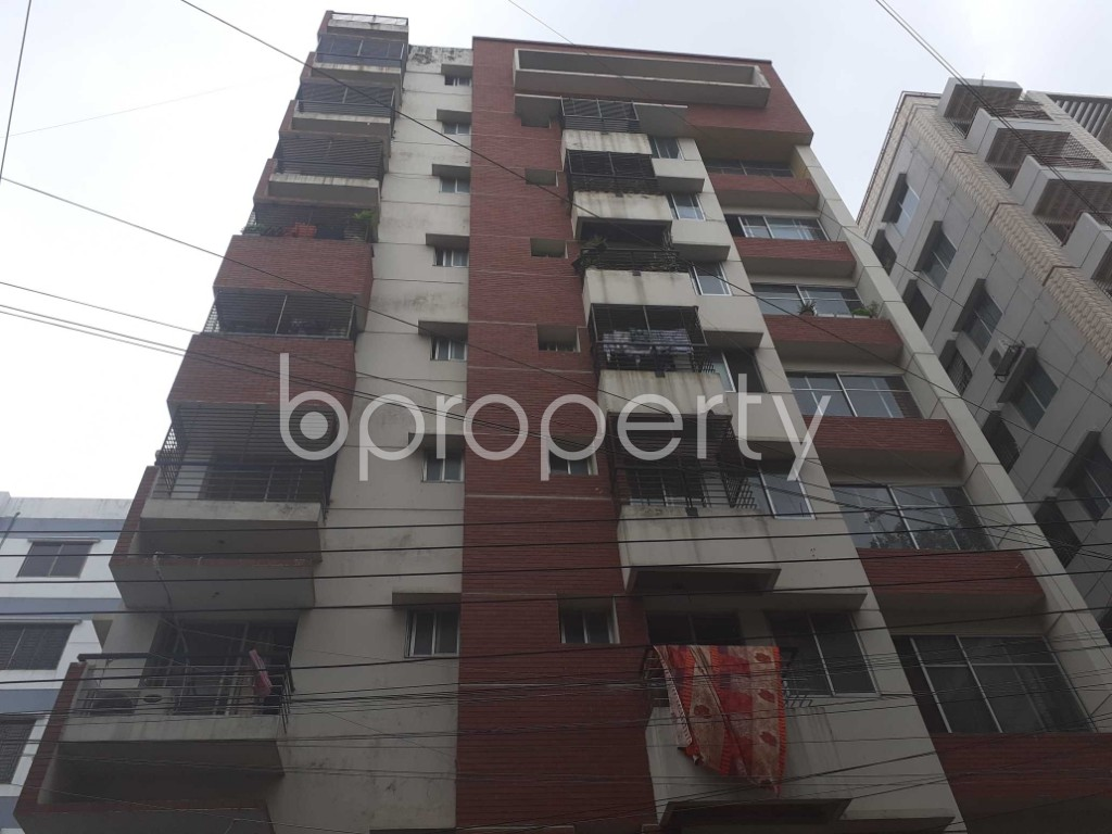 Front view - 3 Bed Apartment to Rent in Uttara, Dhaka - 1903444