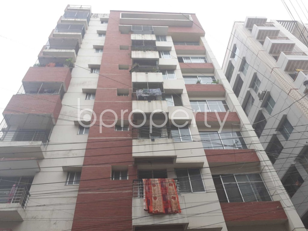 Front view - 3 Bed Apartment to Rent in Uttara, Dhaka - 1903446