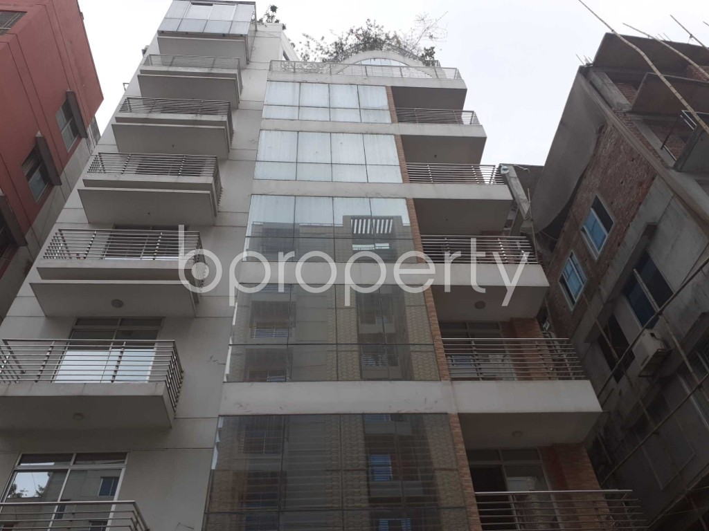 Front view - Office to Rent in Uttara, Dhaka - 1903458