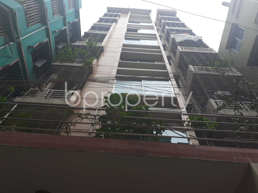 Front view - 3 Bed Apartment for Sale in Mugdapara, Dhaka - 1903459