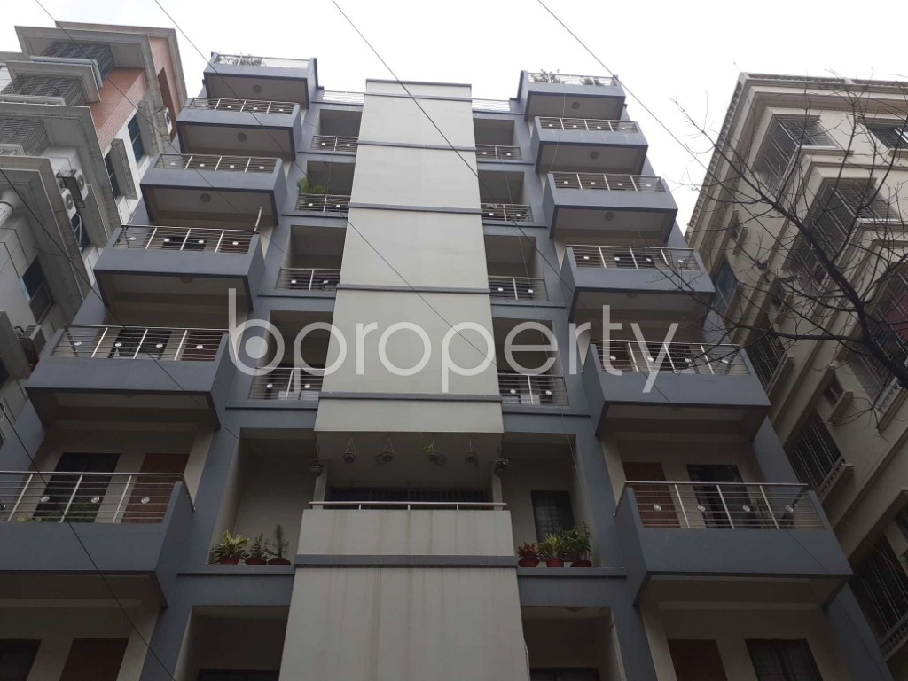 Front view - Office to Rent in Uttara, Dhaka - 1903469