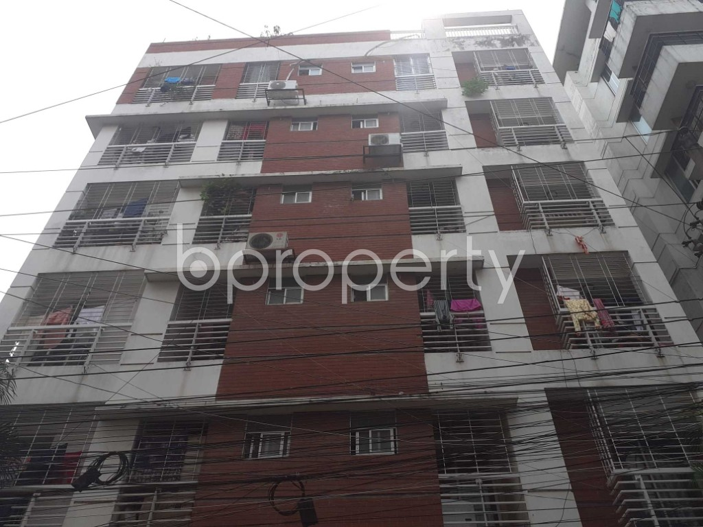 Front view - 3 Bed Apartment to Rent in Uttara, Dhaka - 1903493