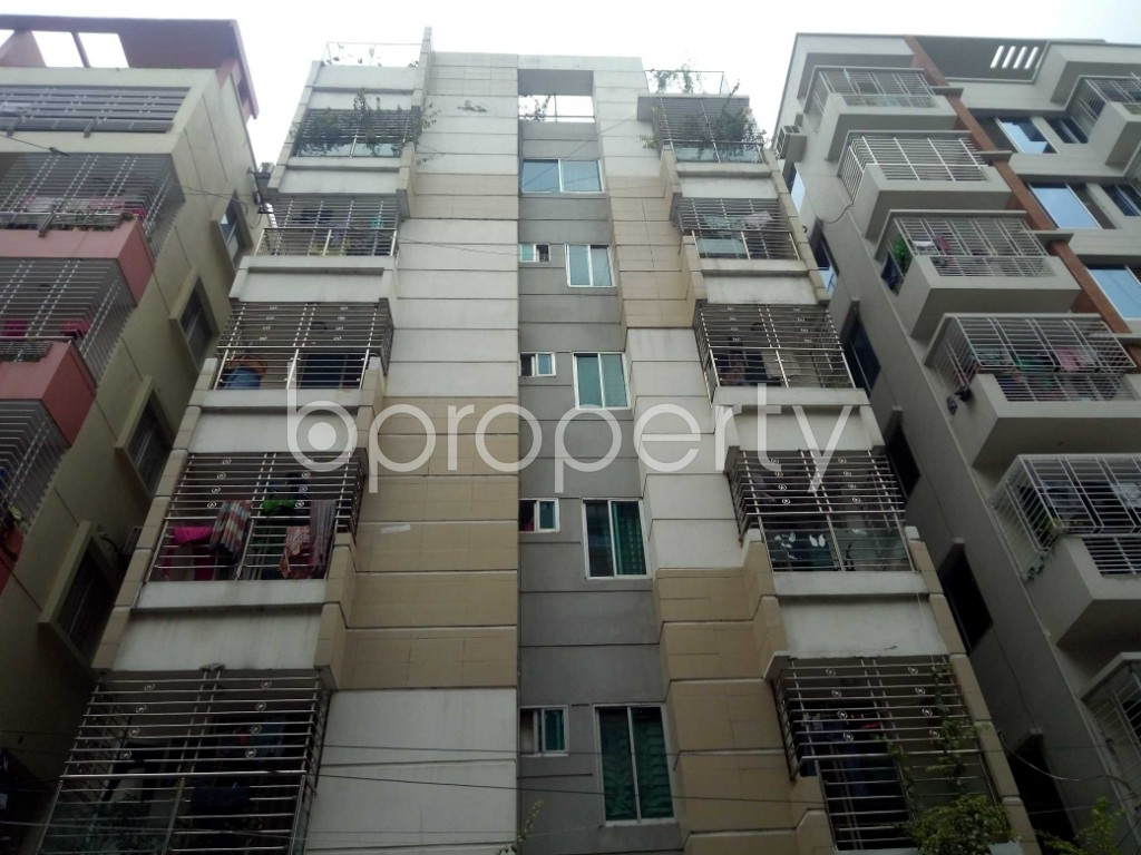 Front view - 2 Bed Apartment to Rent in Uttara, Dhaka - 1903495
