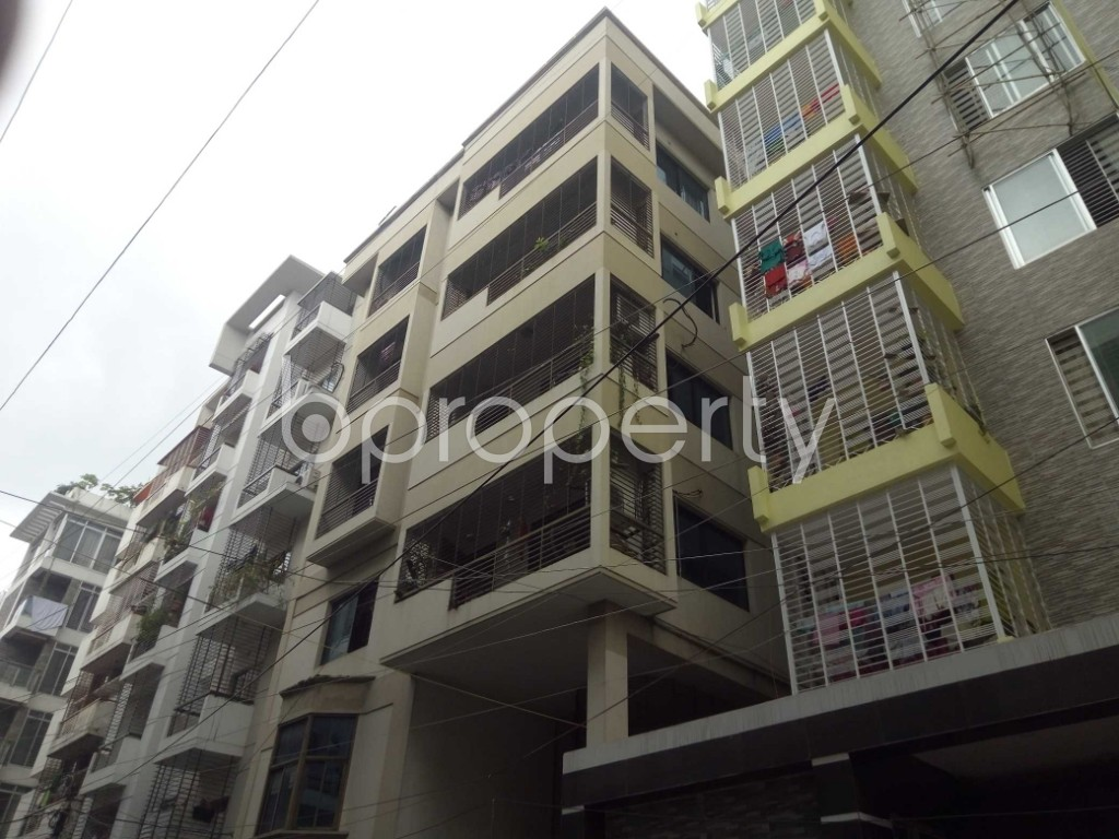 Front view - 2 Bed Apartment to Rent in Uttara, Dhaka - 1903496