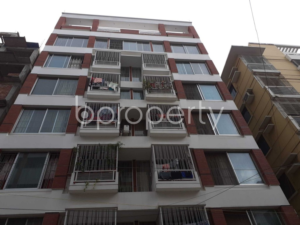 Front view - 2 Bed Apartment to Rent in Uttara, Dhaka - 1903540