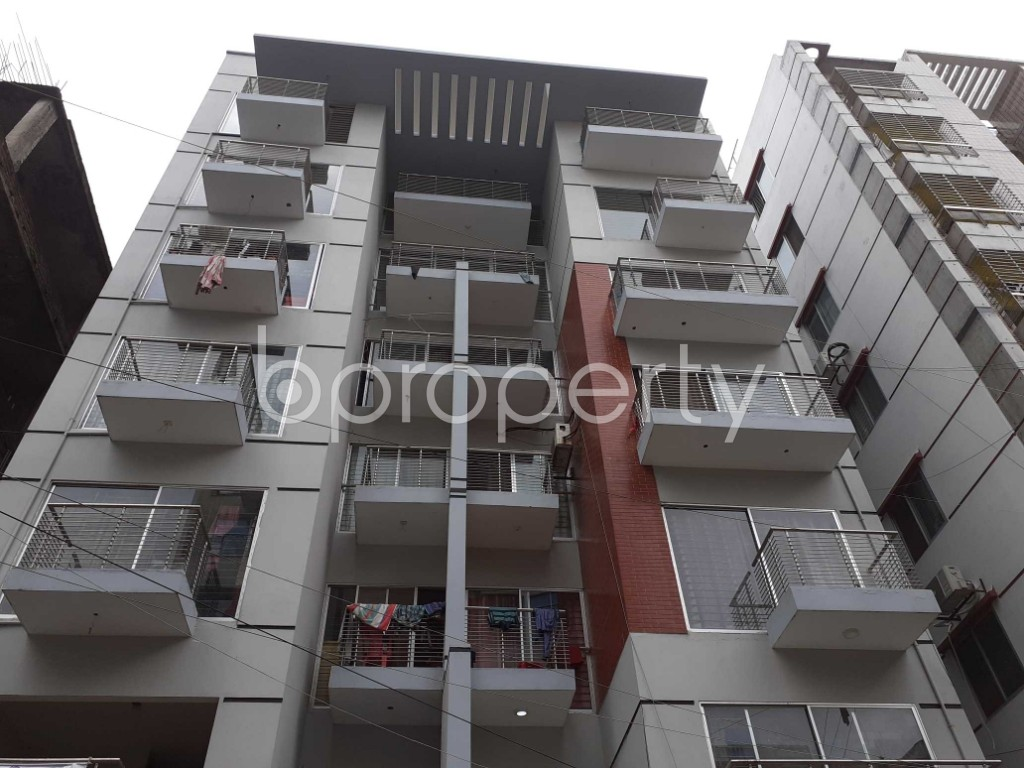 Front view - 4 Bed Apartment to Rent in Uttara, Dhaka - 1903541