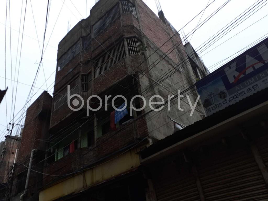 Front view - Shop to Rent in Hazaribag, Dhaka - 1903555