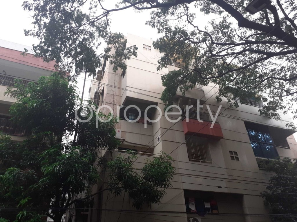 Outside view - 3 Bed Apartment to Rent in Banani, Dhaka - 1903559
