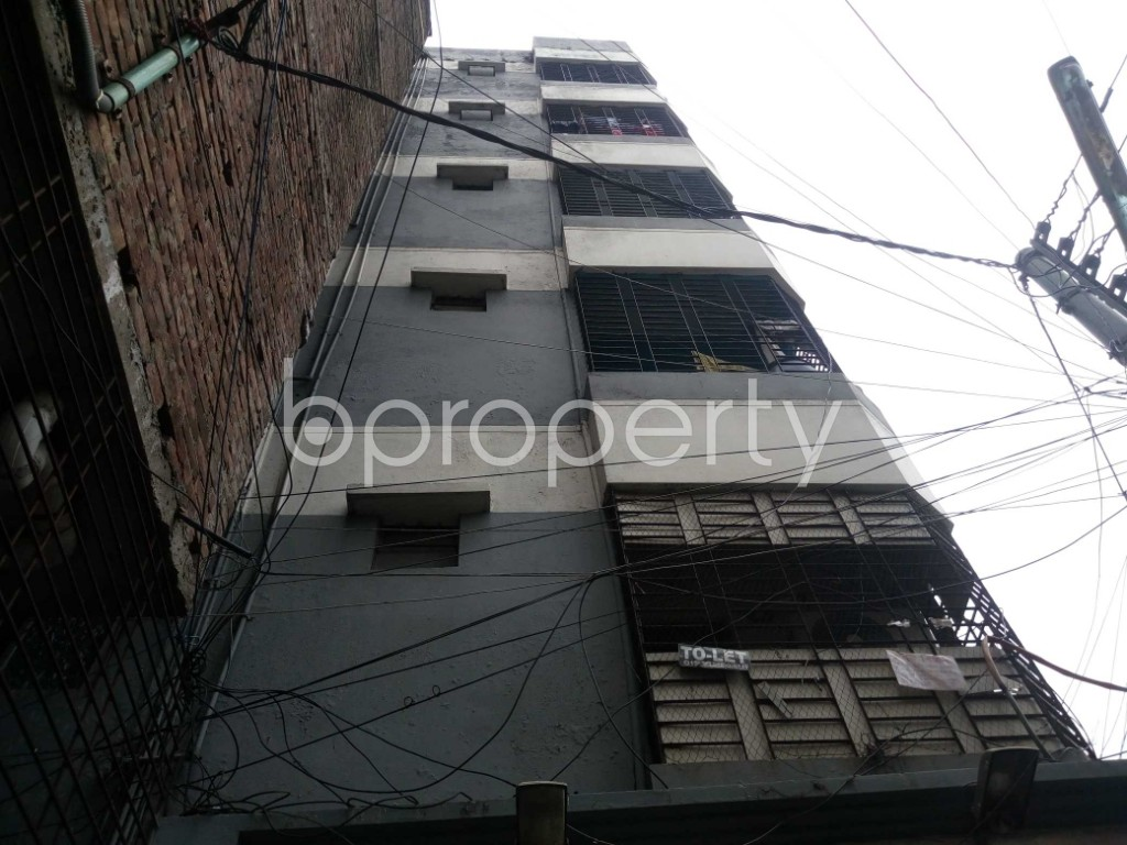 Front view - 2 Bed Apartment to Rent in Mirpur, Dhaka - 1903554