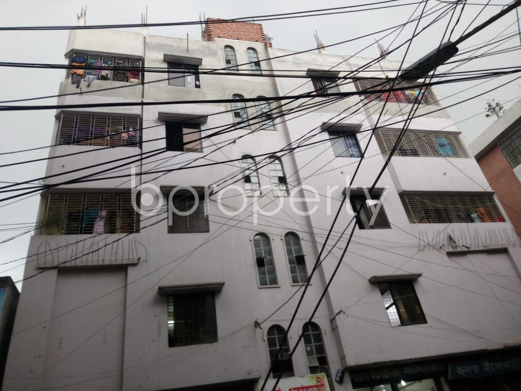 Front view - 2 Bed Apartment to Rent in Mirpur, Dhaka - 1903560