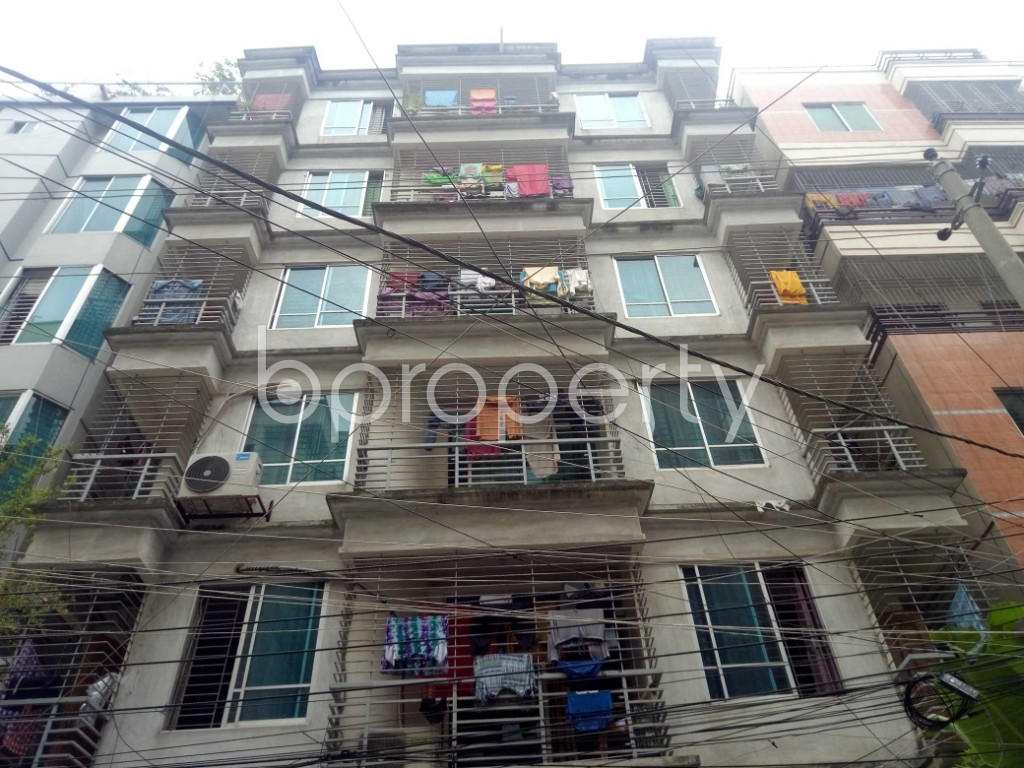 Front view - 2 Bed Apartment to Rent in Uttara, Dhaka - 1903566
