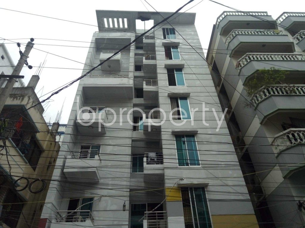 Front view - 3 Bed Apartment to Rent in Uttara, Dhaka - 1903568