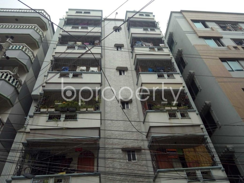 Front view - 2 Bed Apartment to Rent in Uttara, Dhaka - 1903569