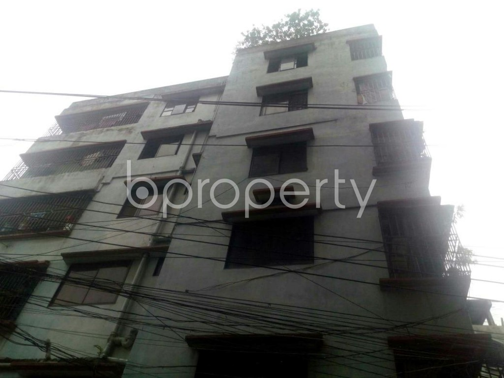 Front view - Office to Rent in Rampura, Dhaka - 1903571