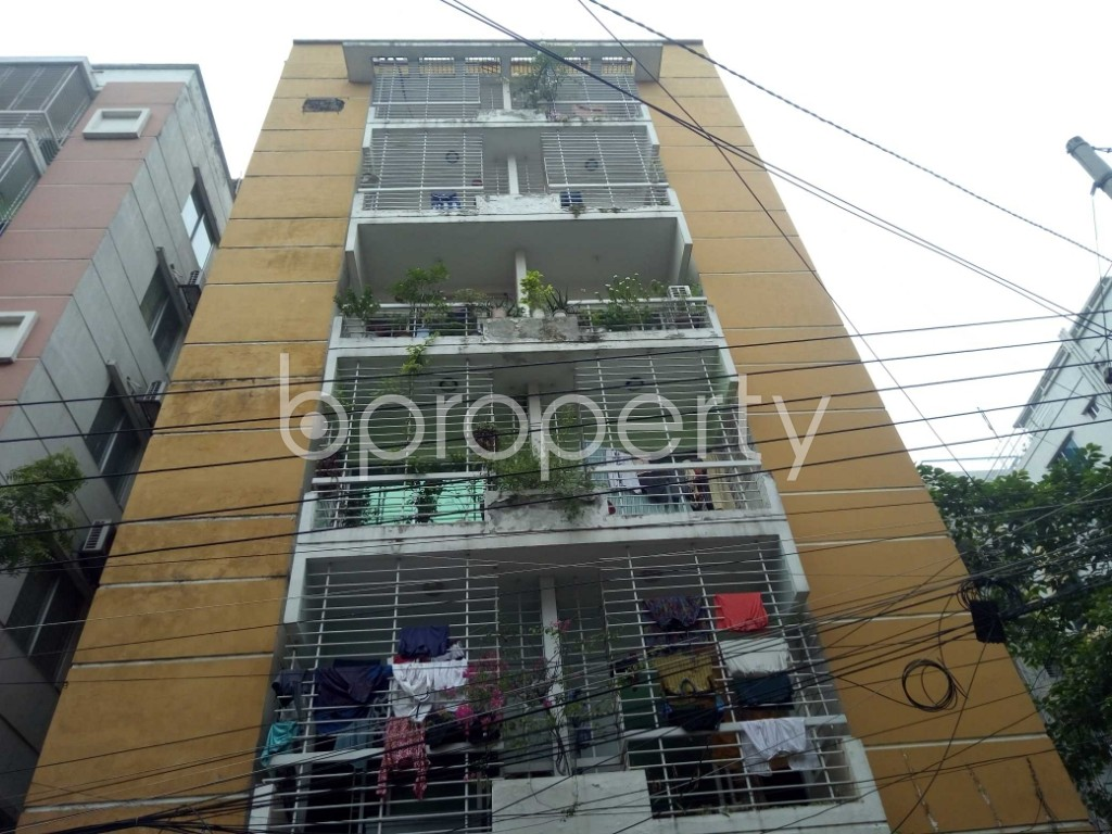 Front view - 3 Bed Apartment to Rent in Uttara, Dhaka - 1903572
