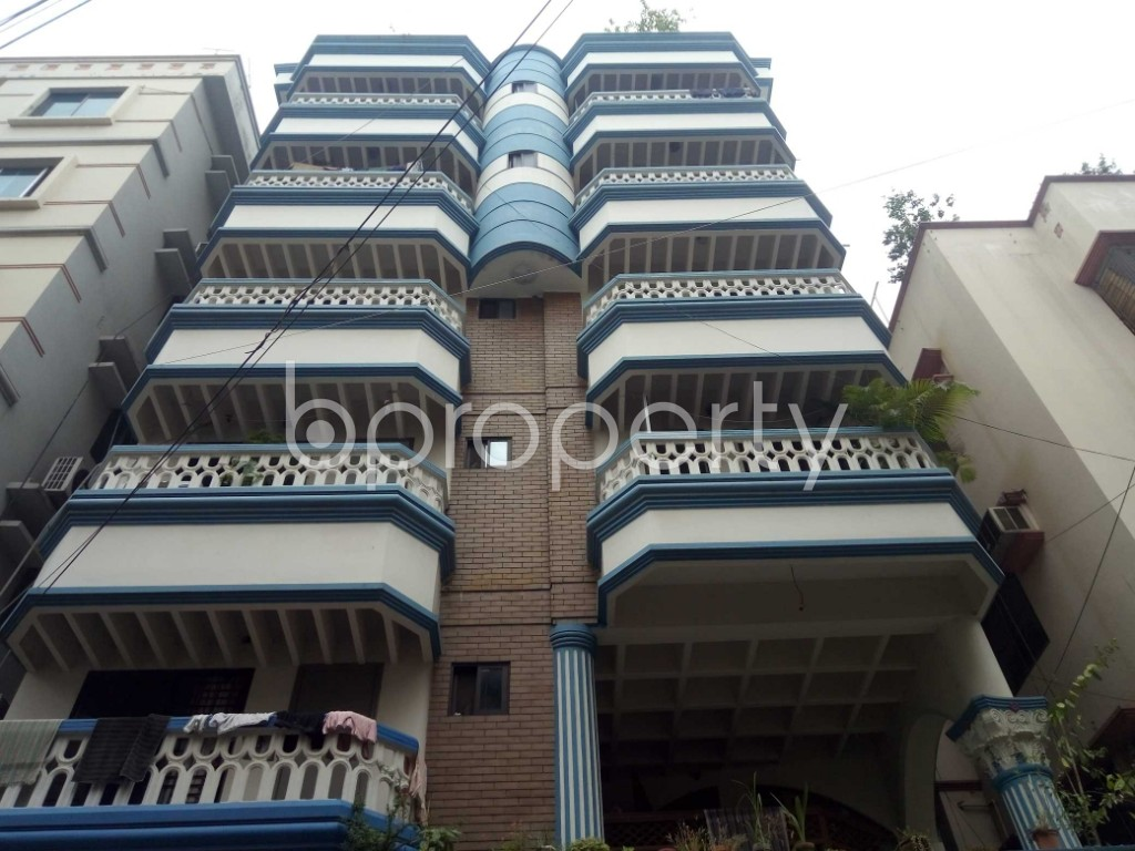 Front view - 3 Bed Apartment to Rent in Uttara, Dhaka - 1903573