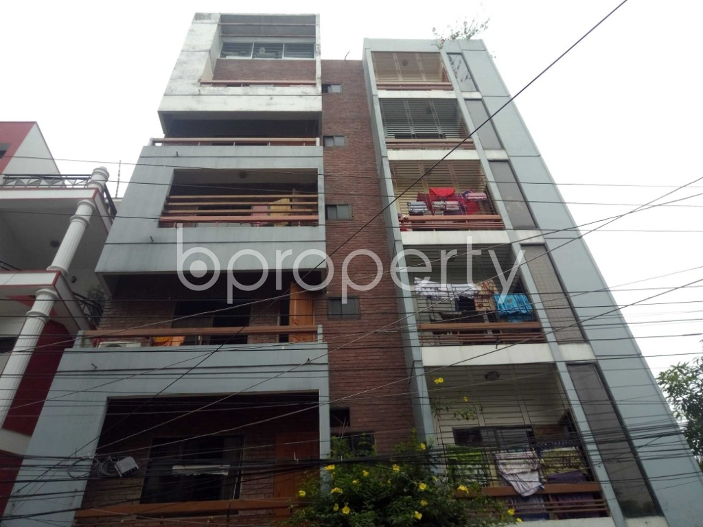 Front view - 2 Bed Apartment to Rent in Uttara, Dhaka - 1903574