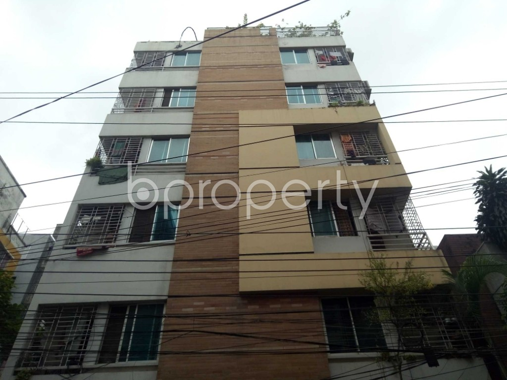 Front view - 3 Bed Apartment to Rent in Uttara, Dhaka - 1903575