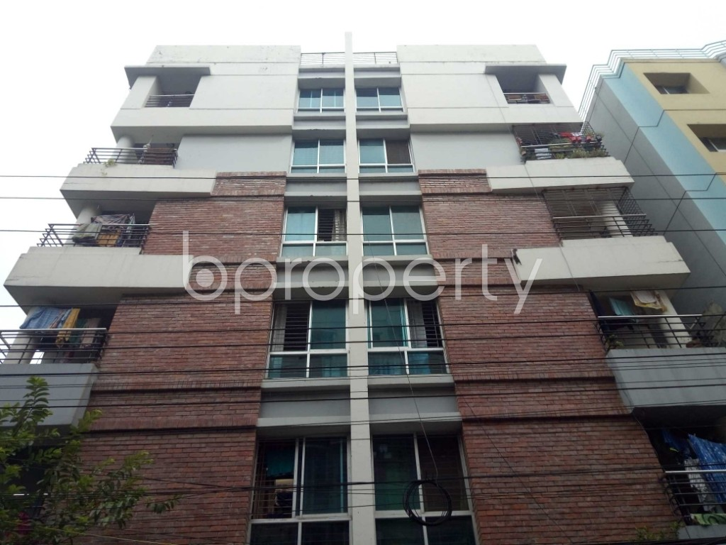 Front view - 3 Bed Apartment to Rent in Uttara, Dhaka - 1903576