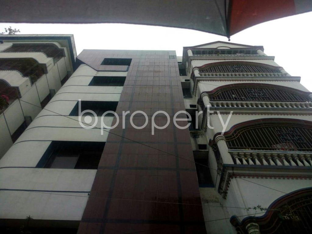 Front view - 2 Bed Apartment to Rent in Badda, Dhaka - 1903577