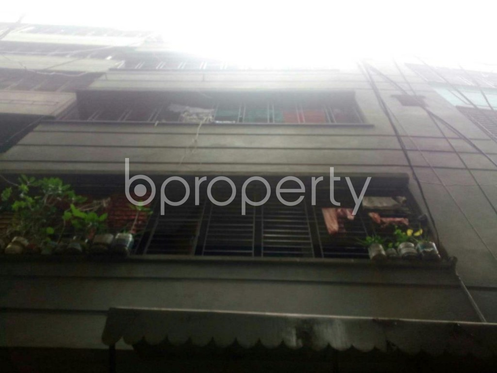 Front view - 2 Bed Apartment to Rent in Tejgaon, Dhaka - 1903582