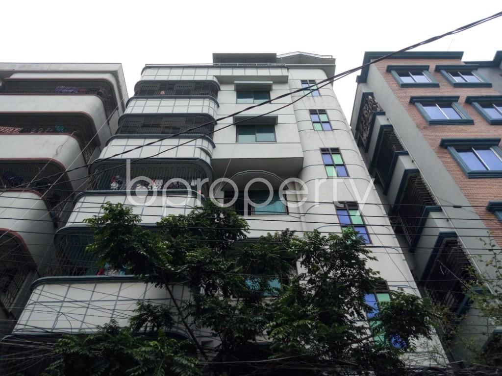Outside view - Office to Rent in Nikunja, Dhaka - 1903586