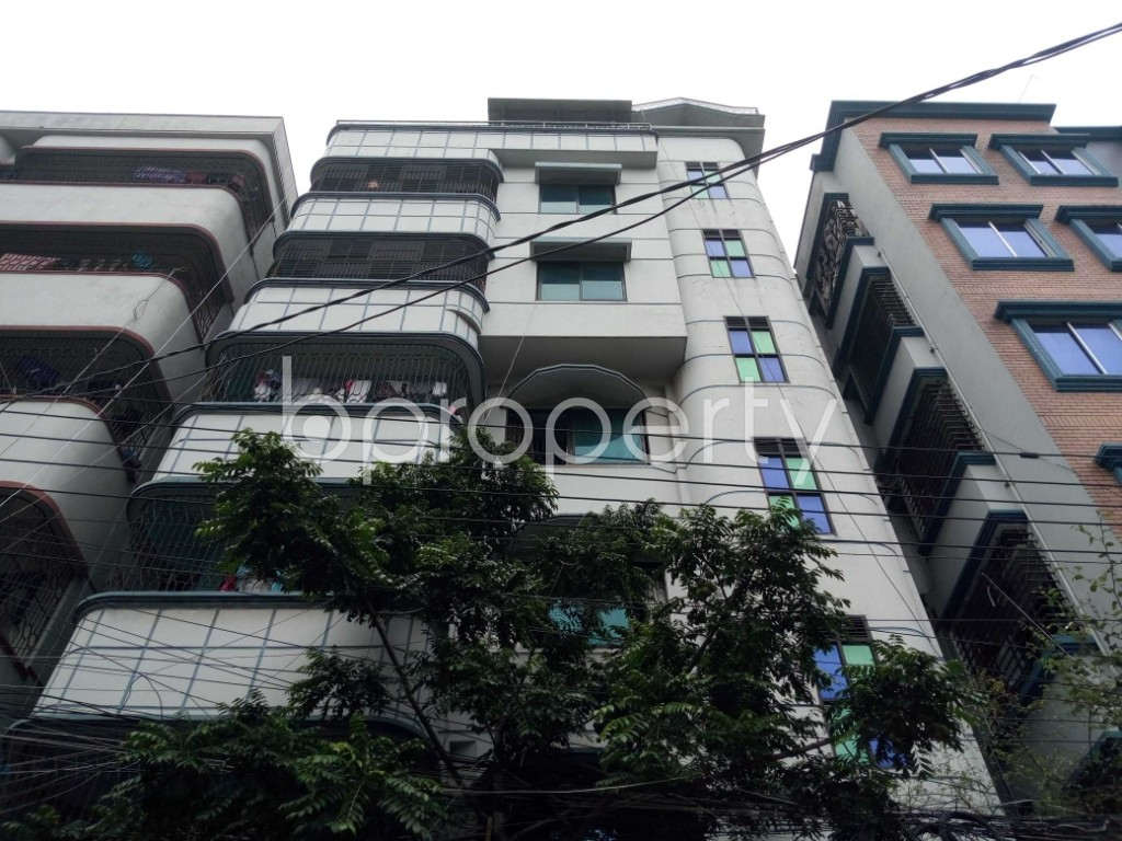 Outside view - 4 Bed Apartment to Rent in Nikunja, Dhaka - 1903587