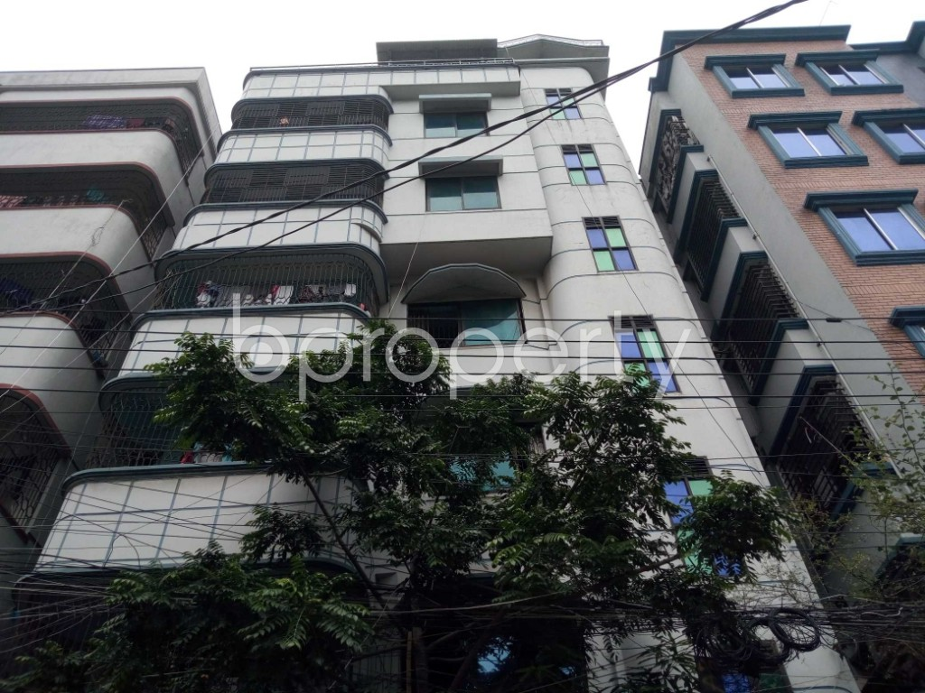 Outside view - 2 Bed Apartment to Rent in Nikunja, Dhaka - 1903588