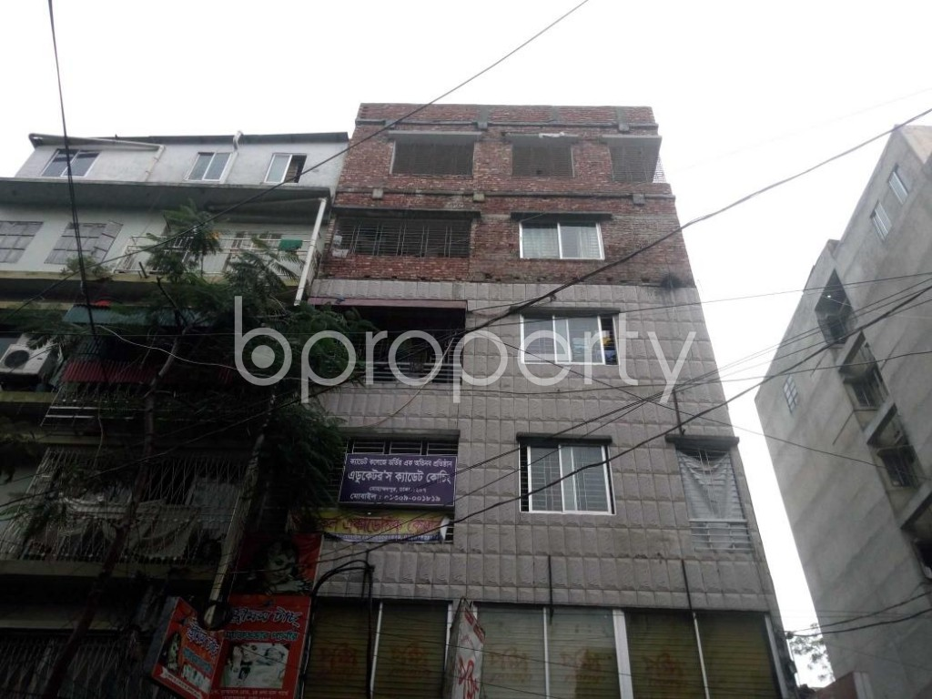Front view - Office to Rent in Mohammadpur, Dhaka - 1903609