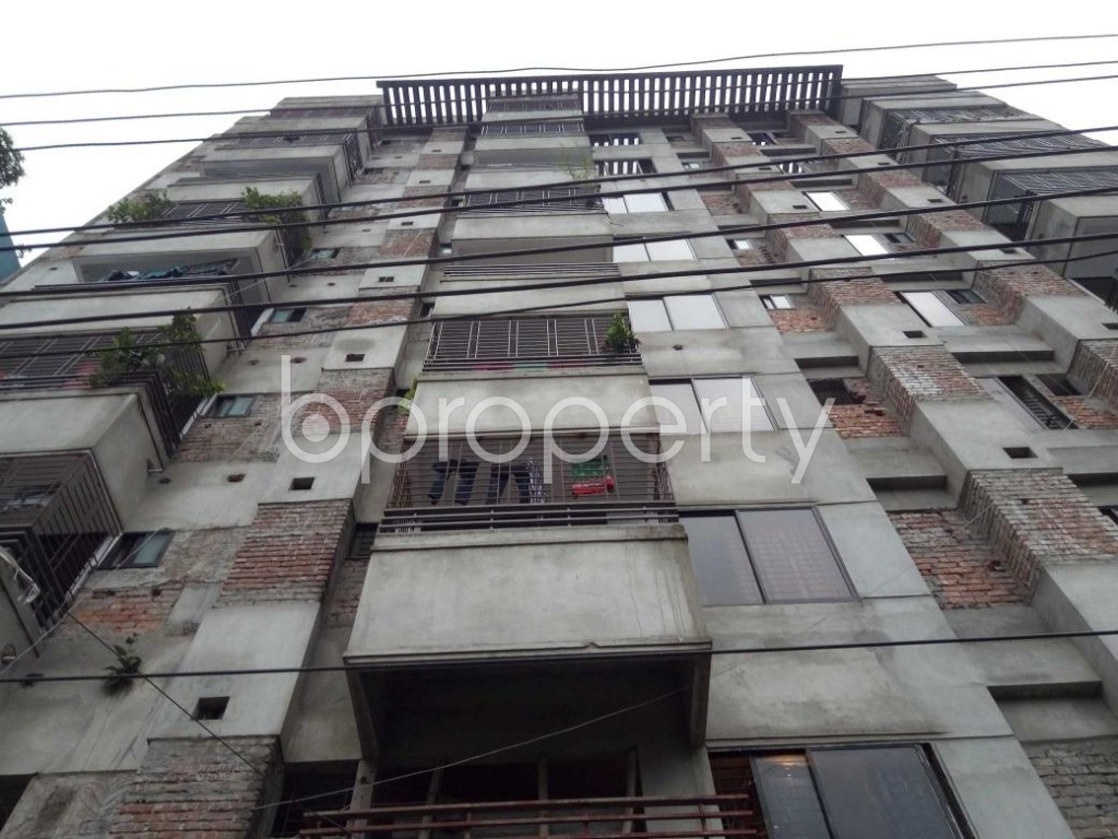 Front view - 3 Bed Apartment for Sale in Tejgaon, Dhaka - 1904142