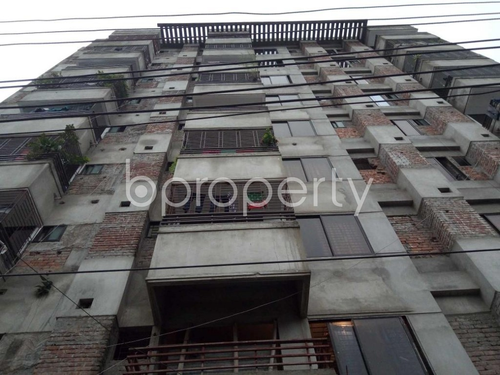 Front view - 3 Bed Apartment for Sale in Tejgaon, Dhaka - 1904149