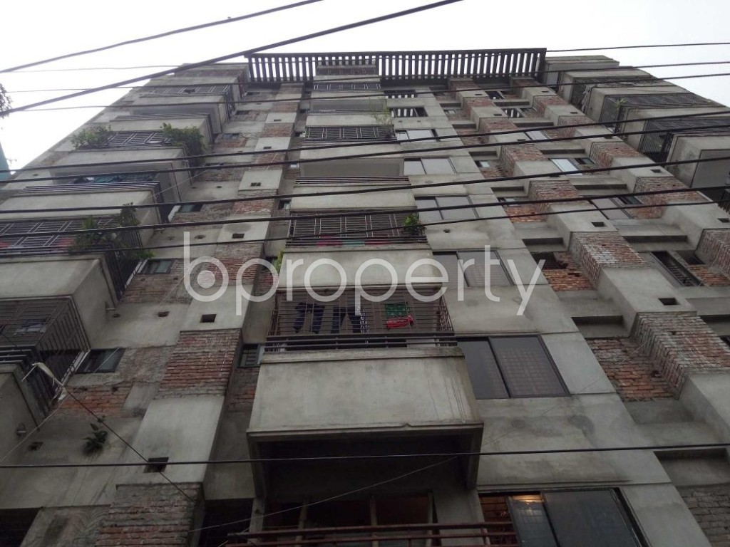Front view - 2 Bed Apartment for Sale in Tejgaon, Dhaka - 1904150