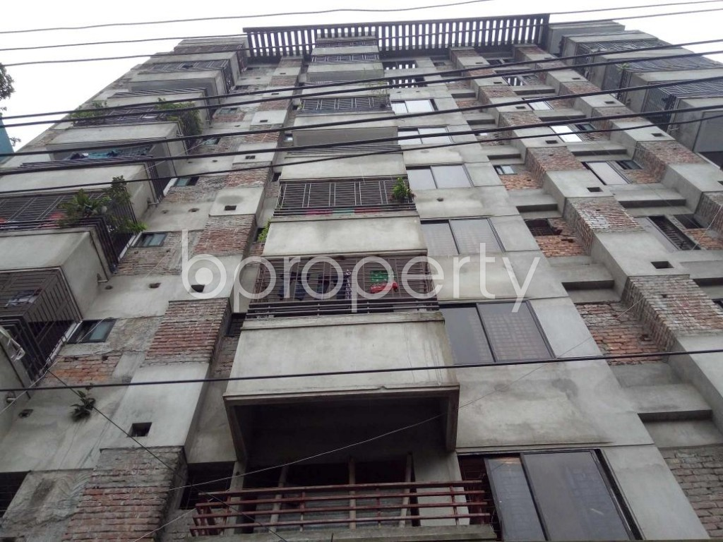 Front view - 2 Bed Apartment for Sale in Tejgaon, Dhaka - 1904153