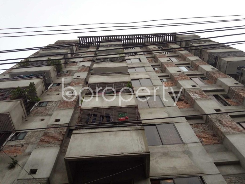 Front view - 3 Bed Apartment for Sale in Tejgaon, Dhaka - 1904155