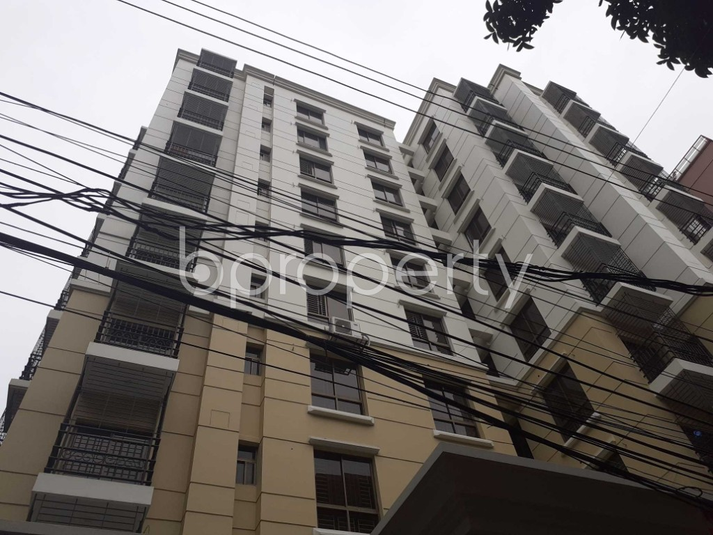Front view - 3 Bed Apartment for Sale in Tejgaon, Dhaka - 1904209
