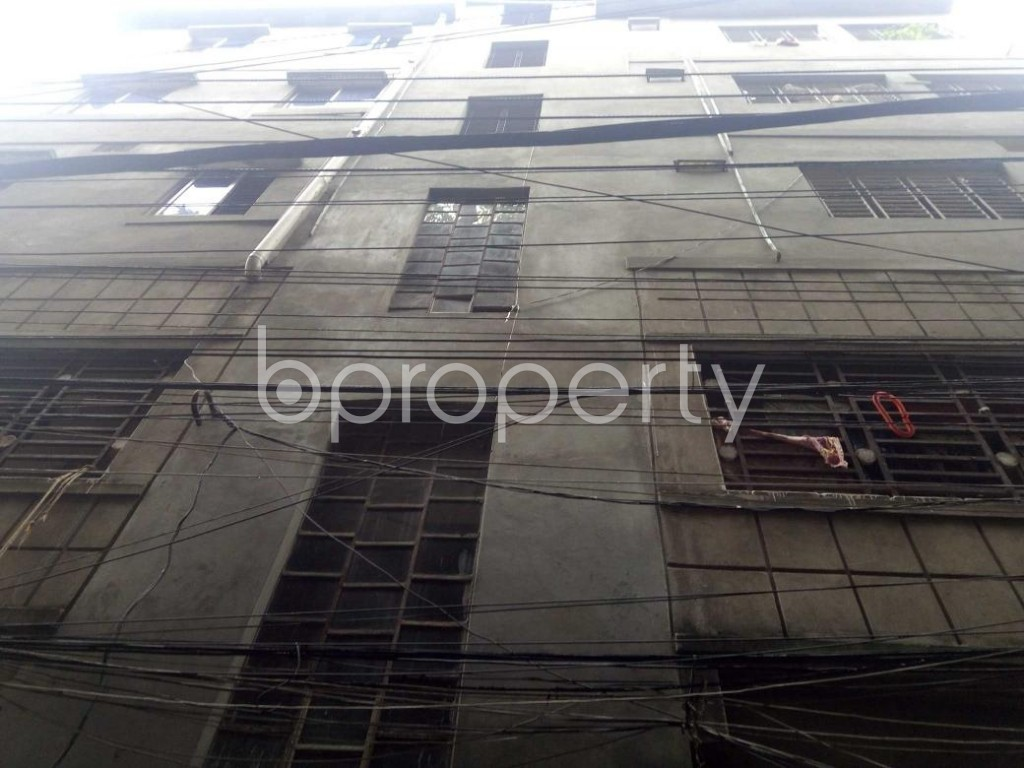 Front view - 2 Bed Apartment to Rent in Lalbagh, Dhaka - 1904255