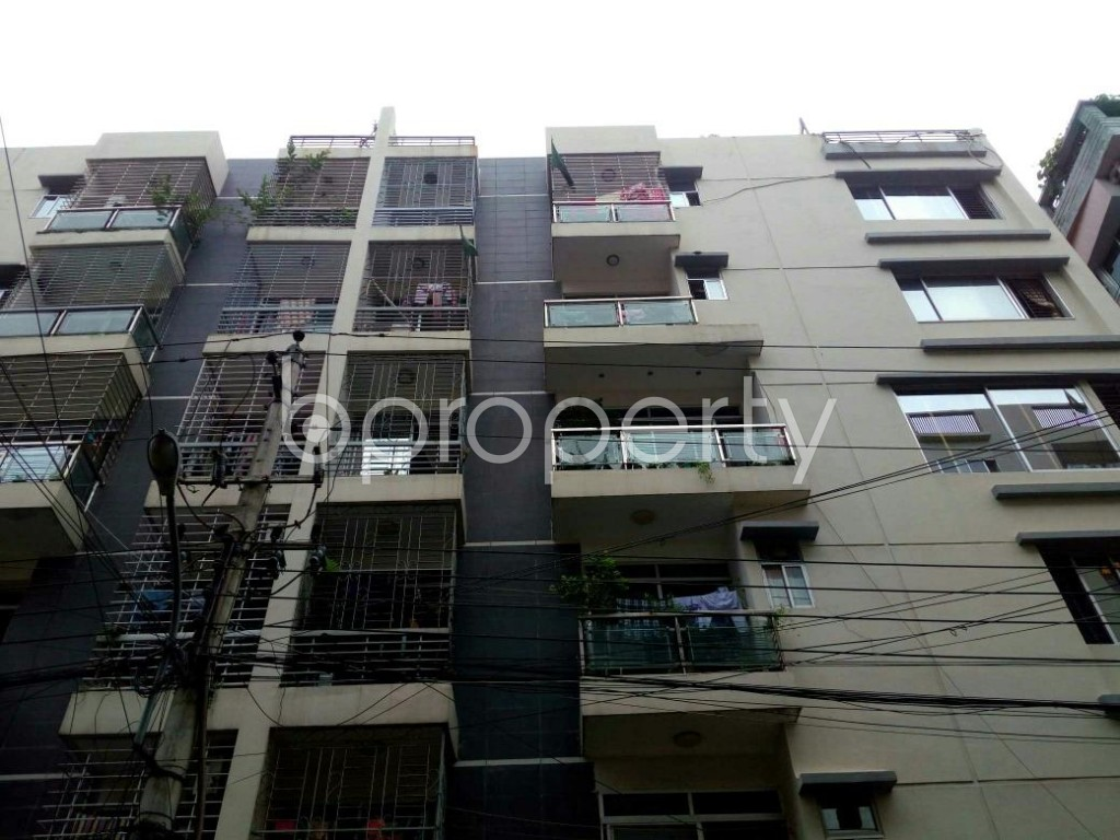 Front view - 3 Bed Duplex to Rent in Mirpur, Dhaka - 1904614