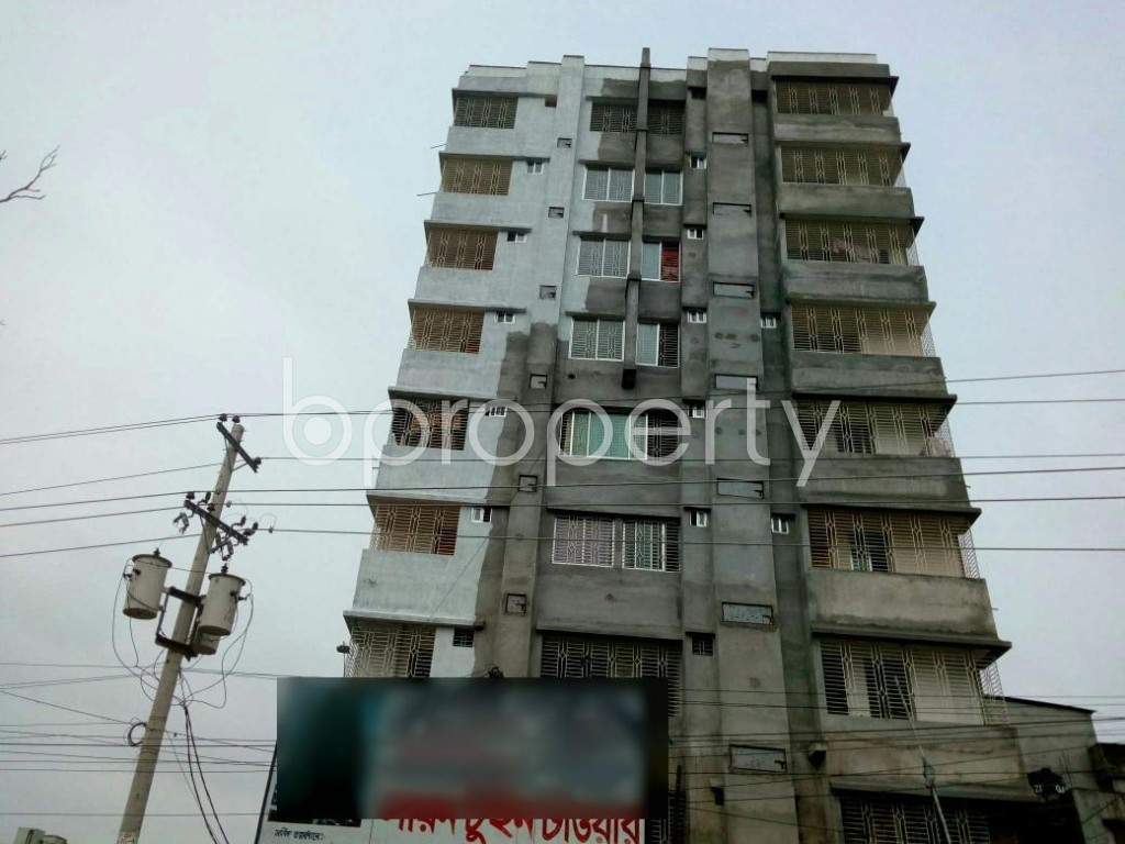 Front view - 2 Bed Apartment for Sale in Gazipur Sadar Upazila, Gazipur - 1904624