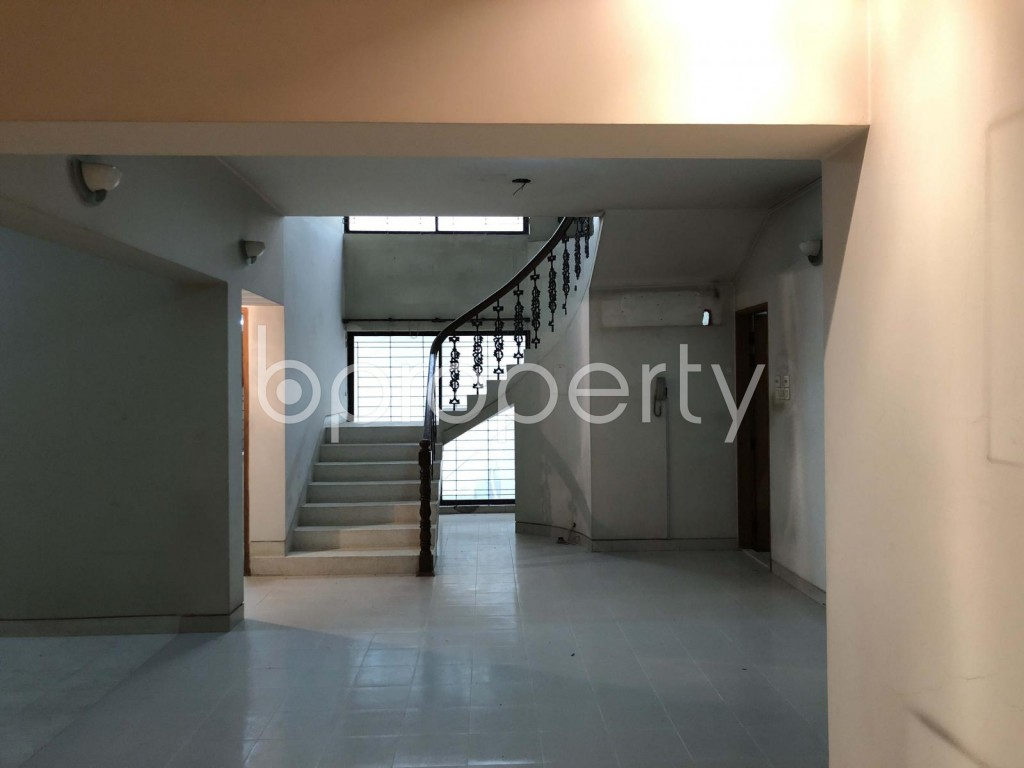 Stairs - 4 Bed Duplex to Rent in Gulshan, Dhaka - 1855648