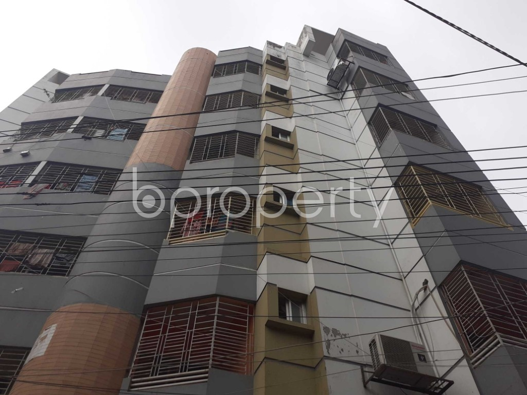 Outside view - 3 Bed Apartment for Sale in Bangshal, Dhaka - 1904637