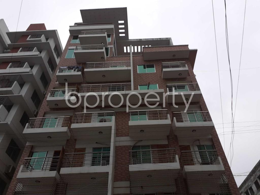 Front view - 6 Bed Duplex to Rent in Uttara, Dhaka - 1904642