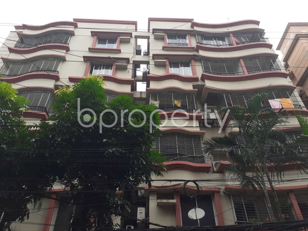 Front view - 3 Bed Apartment for Sale in Gulshan, Dhaka - 1904643