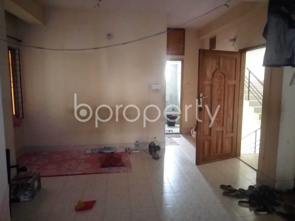 Dine/Dining - 3 Bed Apartment for Sale in Mohammadpur, Dhaka - 1904669