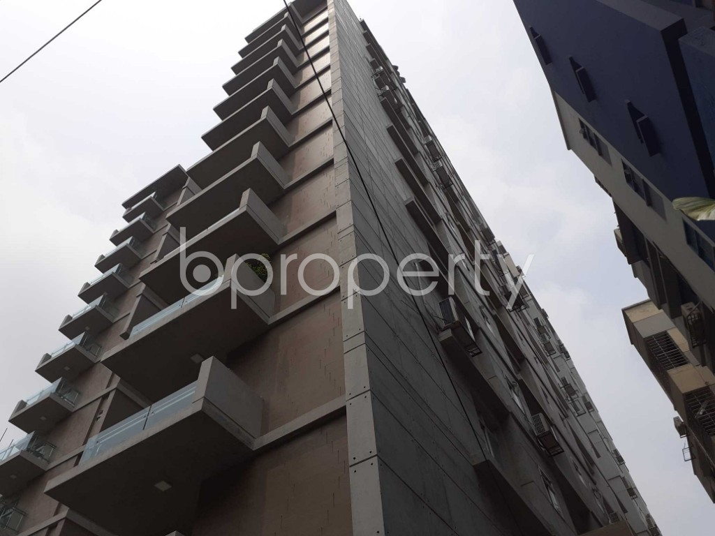 Outside view - 3 Bed Apartment for Sale in Gulshan, Dhaka - 1904674