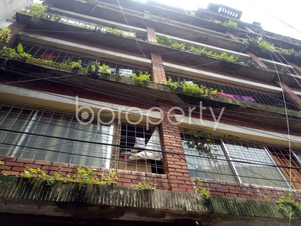 Front view - 4 Bed Apartment to Rent in Lalbagh, Dhaka - 1904687